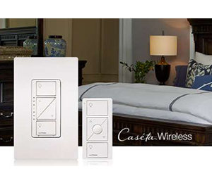 luces a control remoto con caseta wireless