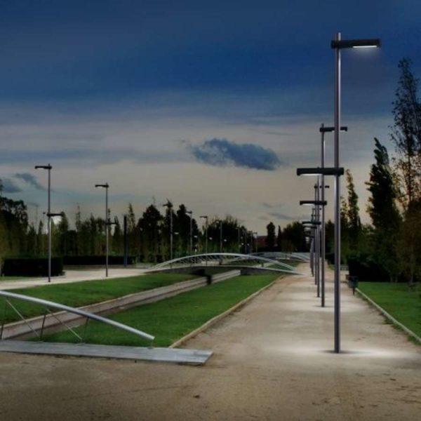 Poste Promenade LED en quito