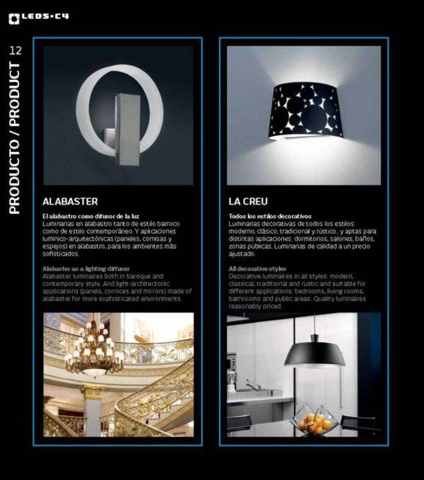 instalación de Productos LEDS-C4 en guayaquil
