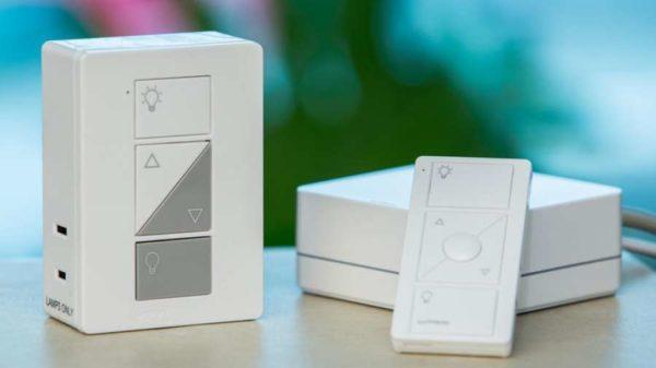 control remoto para iluminación inalambrica