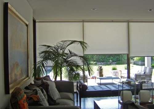 instalación de cortinas enrollables motorizadas