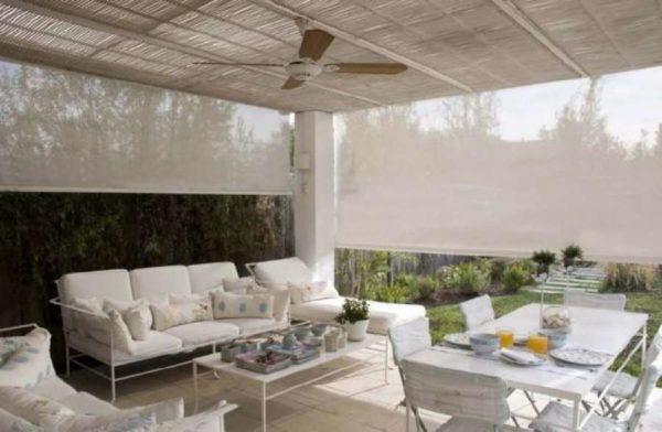 cortinas para exterior en quito