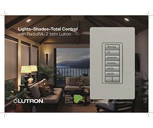 Control de Iluminación Lutron