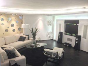 iluminación profesional para el hogar en Quito