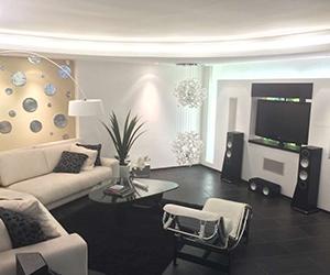 iluminación profesional en Quito