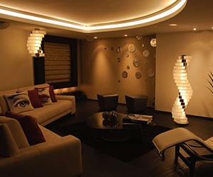 iluminación salas en quito