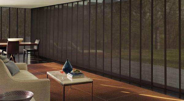cortinas modernas verticales