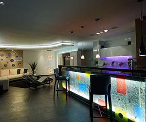 iluminación profesional sala show room